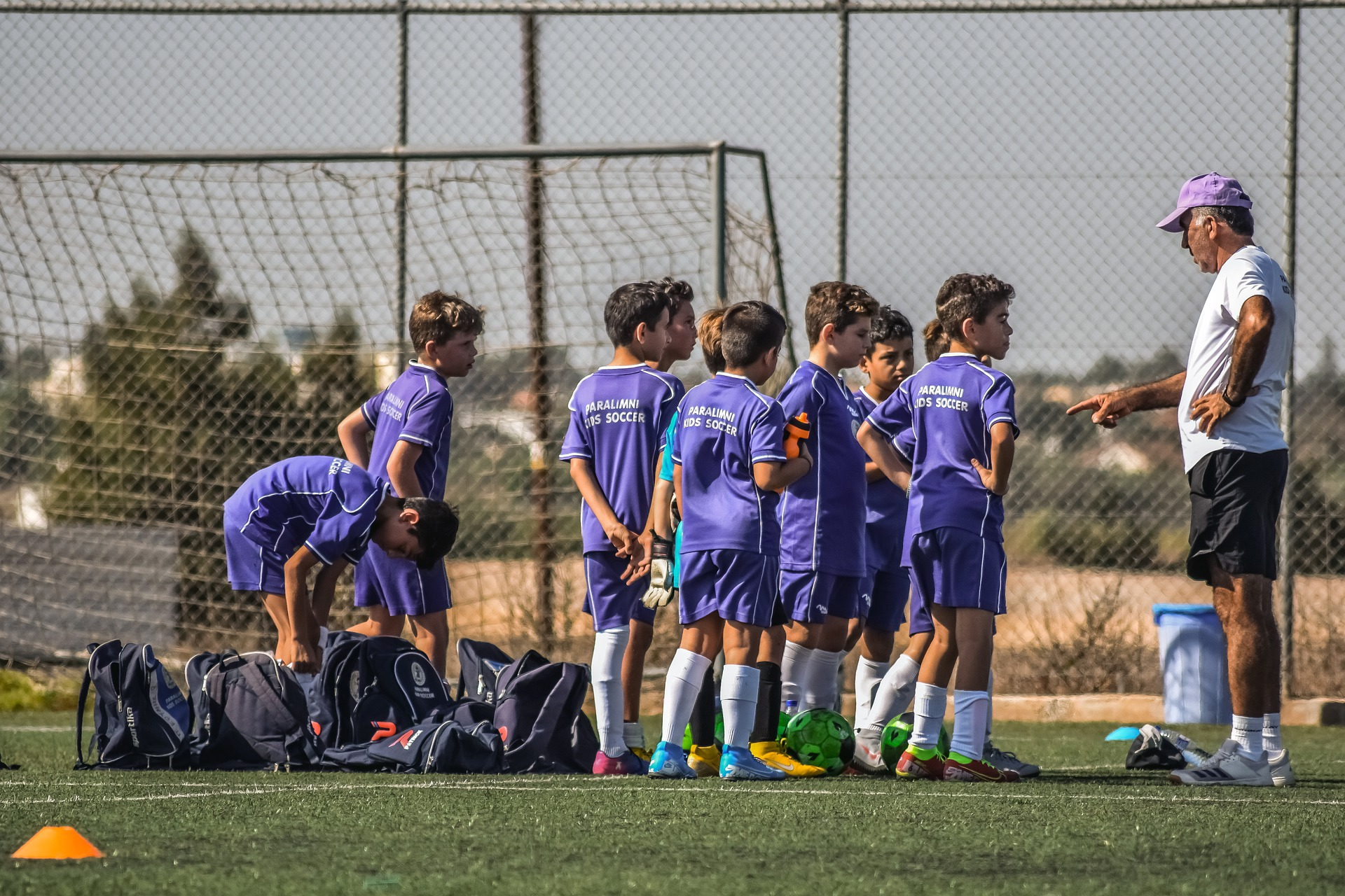 jonge spelers